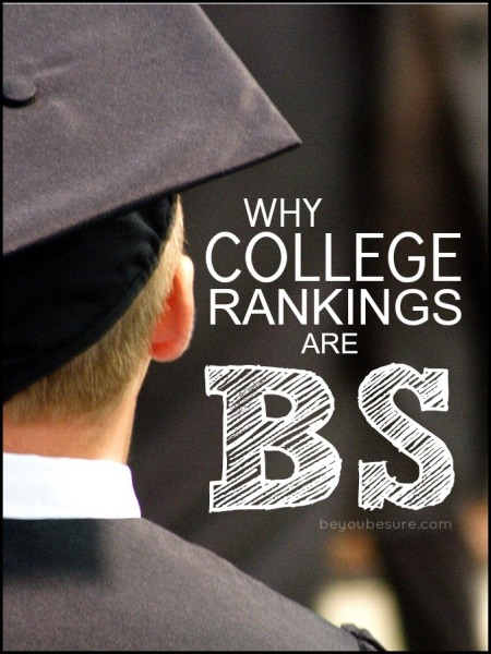 why college rankings are bybs