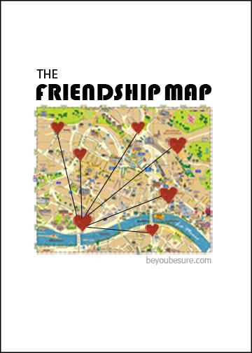 friendship map big